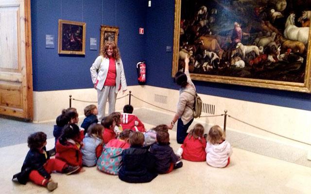 Resultado de imagen para quien dijo que los museos no son para niños