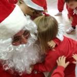 Abrazo Papá Noel