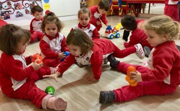 De Juguetes Escuela 3 Pecos Infantil Años Intercambio Entre s 2 rxeWdCBo